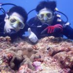 沖縄ダイビング☆ 10/12 13時~ 珊瑚体験ダイビング しおん