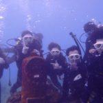 沖縄ダイビング☆10/20 サンゴ礁体験ダイビング  10時半~ なすび・とも・しおん