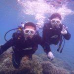 沖縄ダイビング☆10/21 サンゴ礁体験ダイビング 13時~ しおん