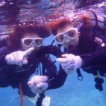 沖縄ダイビング☆10/21 サンゴ礁体験ダイビング 9時~ しおん