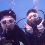 沖縄ダイビング☆ 10/24 サンゴ礁体験ダイビング 13時~ しおん