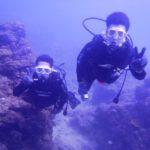 沖縄ダイビング☆10/26 13時~ 砂辺体験ダイビング 担当 しおん