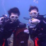 沖縄ダイビング☆ 11/2 珊瑚体験ダイビング 10時~ なすび