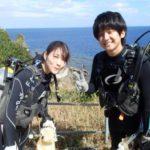 沖縄ダイビング★11/3 10時半~ 青の洞窟体験ダイビング 担当たく