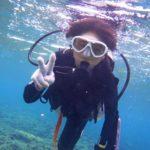 沖縄ダイビング☆ 11/11 10時  珊瑚体験ダイビング しおん
