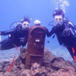 沖縄ダイビング☆ 11/11 8時~ 珊瑚体験ダイビング 担当とも
