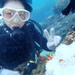 沖縄ダイビング☆11/21 12時~ 砂辺体験ダイビング 担当たく