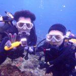 沖縄ダイビング☆11/22  青の洞窟体験ダイビング 10:30~ しおん