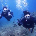 沖縄ダイビング☆11/23  サンゴ礁体験ダイビング 13:00~  たく