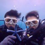 沖縄ダイビング 11/26 15時~ 砂辺体験ダイビング 担当しおん