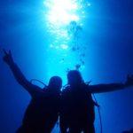 沖縄ダイビング☆ 11/29 青の洞窟体験ダイビング 10時~ 担当たく
