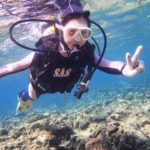 沖縄ダイビング☆1/3  サンゴ礁体験ダイビング  11:00~ たく