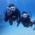 沖縄ダイビング☆1/11  サンゴ礁 体験ダイビング  11:30~ しおん