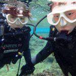 沖縄ダイビング☆ 1/26 珊瑚礁体験ダイビング 9時~ しおん