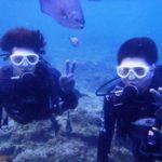 沖縄ダイビング☆2/19  青の洞窟体験ダイビング  15:30~ たく