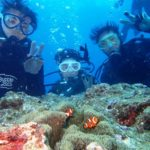 沖縄ダイビング☆2/24  珊瑚のお花畑体験ダイビング 13:00~ たく・なすび