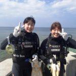沖縄ダイビング☆2/27  珊瑚のお花畑体験ダイビング  10:30~ たく