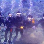 沖縄ダイビング☆2/27  珊瑚のお花畑体験ダイビング  10:30~ なすび・どら