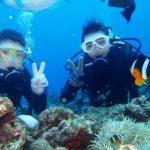 沖縄ダイビング☆2/28  青の洞窟体験ダイビング2DIVE 13:00~ たく