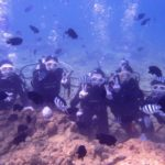 沖縄ダイビング☆3/18  珊瑚のお花畑体験ダイビング   13:00~ なすび・とも・せいや・えりな・りょう・むさし