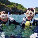 沖縄ダイビング☆ 3/26  青の洞窟スノーケリング   12:30~ しおん