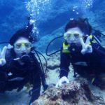 沖縄ダイビング☆3/28  青の洞窟体験ダイビング   10:30〜 とも