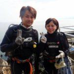 沖縄ダイビング☆4/30 青の洞窟体験ダイビング 8:00~ しおん