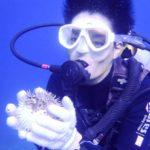 沖縄ダイビング☆4/2 青の洞窟体験ダイビング 15:00~ しおん