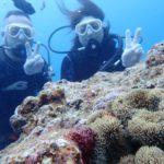 沖縄ダイビング☆4/21 珊瑚体験ダイビング 13:00~ しおん