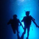 沖縄ダイビング☆4/23 青の洞窟体験ダイビング贅沢2ダイブコース 13:00~ しおん