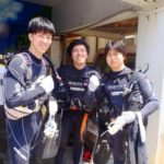 沖縄ダイビング☆4/28 サンゴ礁体験ダイビング 10:30~ なすび