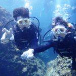 沖縄ダイビング☆4/29 青の洞窟体験ダイビング 10:30~ せいや