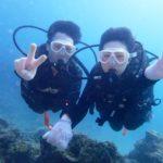 沖縄ダイビング☆4/28 サンゴ礁体験ダイビング 13:00~ しおん