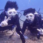 沖縄ダイビング☆4/28 サンゴ礁体験ダイビング 15:30~ なすび