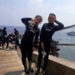 沖縄ダイビング☆4/29 青の洞窟体験ダイビング 8:00~ しおん