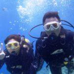 沖縄ダイビング☆4/30 青の洞窟体験ダイビング 10:30~ なすび