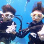 沖縄ダイビング☆4/29 青の洞窟体験ダイビング 13:00~ しおん