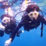 沖縄ダイビング☆4/29 青の洞窟体験ダイビング 13:00~ えりな