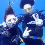 沖縄ダイビング☆4/30 青の洞窟体験ダイビング 15:30~ なすび