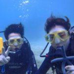 沖縄ダイビング☆5/9サンゴ礁体験ダイビング 10:00~なすび