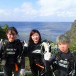 沖縄ダイビング☆5/2 青の洞窟体験ダイビング 15:30~ たく