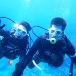 沖縄ダイビング☆5/2 青の洞窟体験ダイビング 8:00~ しおん