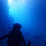 沖縄ダイビング☆5/2 ビーチFUN なすび