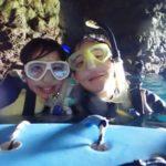 沖縄ダイビング☆5/2 青の洞窟体験シュノーケリング 15:30~ しおん