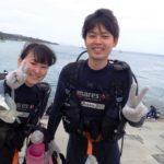 沖縄ダイビング☆5/3 サンゴ礁体験ダイビング 9:00~ しおん