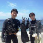 沖縄ダイビング☆5/4 サンゴ礁体験ダイビング 10:30~ えりな