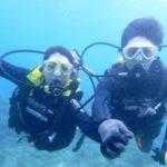 沖縄ダイビング☆5/4 サンゴ礁体験ダイビング 8:00~ しおん