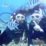 沖縄ダイビング☆5/5 サンゴ礁体験ダイビング 15:30~ えりな
