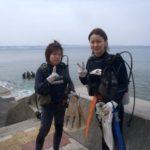 沖縄ダイビング☆5/5 サンゴ礁体験ダイビング 8:00~ せいや