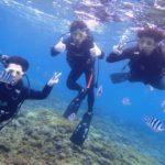 沖縄ダイビング☆5/5 サンゴ礁体験ダイビング 8:00~ たく